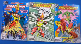 FIRESTORM lot of (3) #56 #57 #58 (1987) DC Comics FINE - $9.89