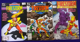 FIRESTORM lot of (3) #67 #68 #69 (1988) DC Comics FINE - $9.89