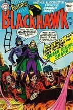 BLACKHAWK #216 (1966) DC Comics VG+ - $14.84