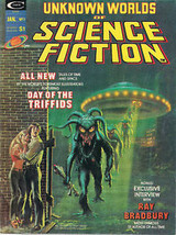 Unknown Worlds Of Science Fiction #1 Marvel Comic 1974~ - £19.89 GBP
