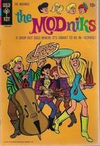 THE MODNIKS #2 (1970) Gold Key Comics VG+/FINE- - $9.89