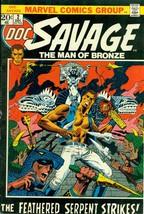 DOC SAVAGE #2 (1972) Marvel Comics Steranko cover FINE - $9.89