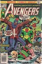 AVENGERS #152 (1976) Marvel Comics VG+ - $9.89