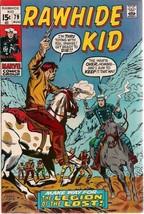 RAWHIDE KID #79 (1970) Marvel Comics FINE - $9.89