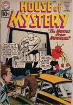 HOUSE OF MYSTERY #114 (1961) DC Comics  VG+ - $24.74
