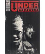 ANDREW VACHSS' UNDERGROUND lot (3) #1 #2 #4 (1993) Dark Horse Comics FINE - $9.89