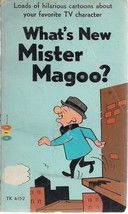 WHAT'S NEW MISTER MAGOO? black-and-white comics (1977) Scholastic pb - $9.89