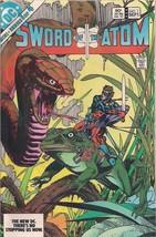 SWORD OF THE ATOM set (4) #1 #2 #3 #4 (1983) DC Comics FINE+ - $9.89