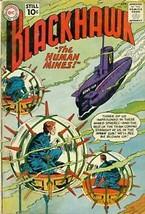 BLACKHAWK #159 (1961) DC Comics VG - $19.79