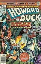HOWARD THE DUCK #6 (1976) Marvel Comics - $9.89