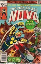 NOVA #7 (1977) Marvel Comics Guardians of the Galaxy tie-in VG+/FINE- - $9.89