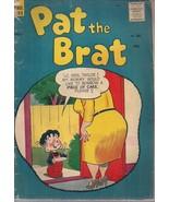 PAT THE BRAT #26  (1958) Archie Comics VG - $9.89