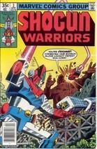 SHOGUN WARRIORS #3 (1978) Toei / Mattel / Marvel Comics - $9.89