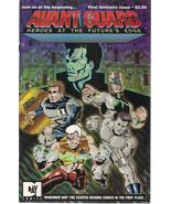 AVANT GUARD Heroes at the Future's Edge run (3) #1 #2 #3 (1994) Day Comi... - $9.89