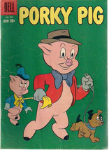 PORKY PIG #68 (1960) Dell Comics VG+ - $9.89