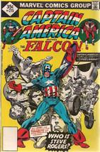 CAPTAIN AMERICA #215 (1977) Marvel Comics VG+ - $9.89