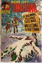 SON OF TOMAHAWK #139 (1972) DC Comics VG+ - $9.89