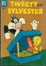 TWEETY AND SYLVESTER #20 (1958) Dell Comics VG+ - $9.89