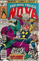 NOVA #11 (1977) Marvel Comics Guardians of the Galaxy tie-in FINE- - $9.89