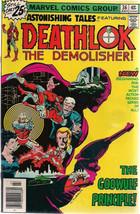 ASTONISHING TALES #36 (1976) Marvel Comics DEATHLOK  FINE+ - $12.86