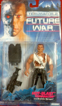 1992 TERMINATOR 2 Future War Hot-Blast Terminator (Kenner) unopened on card - $24.74