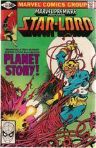 MARVEL PREMIERE #61 STAR-LORD (1981) Marvel Comics FINE - $12.86
