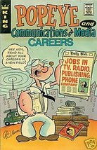 POPEYE E-3 Communications Careers (1972) King promo - $9.89