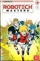 ROBOTECH MASTERS run of (21) issues #1 through #21 (1985) Comico Comics - $49.49