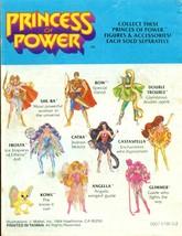1984 PRINCESS OF POWER Journey to Mizar color promo mini-comic - $9.89