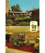 WACO, TX Texas  HOLIDAY INN  Split View w/Lobby  ROADSIDE   Chrome Postcard - $5.19