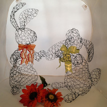 Rabbit Topiary Frame (standard or lop-eared) - $45.00