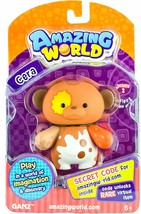 Amazing World Figures Cera Monkey (From the Creators of Webkinz) - $7.84