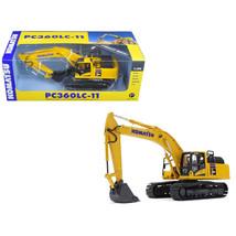 Komatsu PC360LC-11 Excavator 1/50 Diecast Model Car by First Gear 50-3361 - $100.59