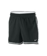 GIRL'S NIKE  Mesh Training Shorts-field  training basketball soccer BLACK  - $14.99