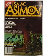 Isaac Asimov's Science Fiction Magazine April 1985 Volume 9 Number 4 - $3.99