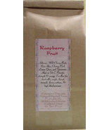 Raspberry Fruit Tea Bags - $5.00