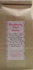 Blackberry Fruit Green ~Organic Herbal Tea Bags~