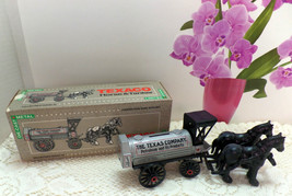 Ertl, 1991 Diecast, TEXACO horse and tanker bank.  Limited edition, with... - $34.99