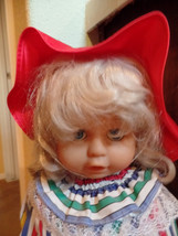 "30"" tall, 1983 Walker doll. The date is stamped, and is very light, but ... - $39.99"