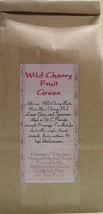 Wild Cherry Fruit Green ~Organic Herbal Tea Bags~ - $5.00