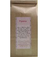 Hyssop Tea Bags - $5.00