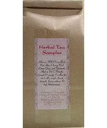 Herbal Tea Sampler Tea Bags - $7.00