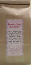 Green Tea Sampler Tea Bags - $7.00