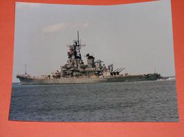 USS Missouri Battleship Military Photo Vintage ... - $29.99