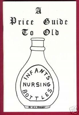 Primary image for OLD INFANTS NURSING BOTTLE PRICE GUIDE 1972 BJs