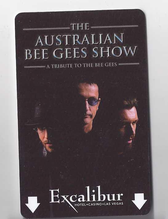 Room key bee gees