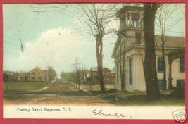 HAGAMAN NY Pawling Street New York UDB 1910 BJs - $15.00