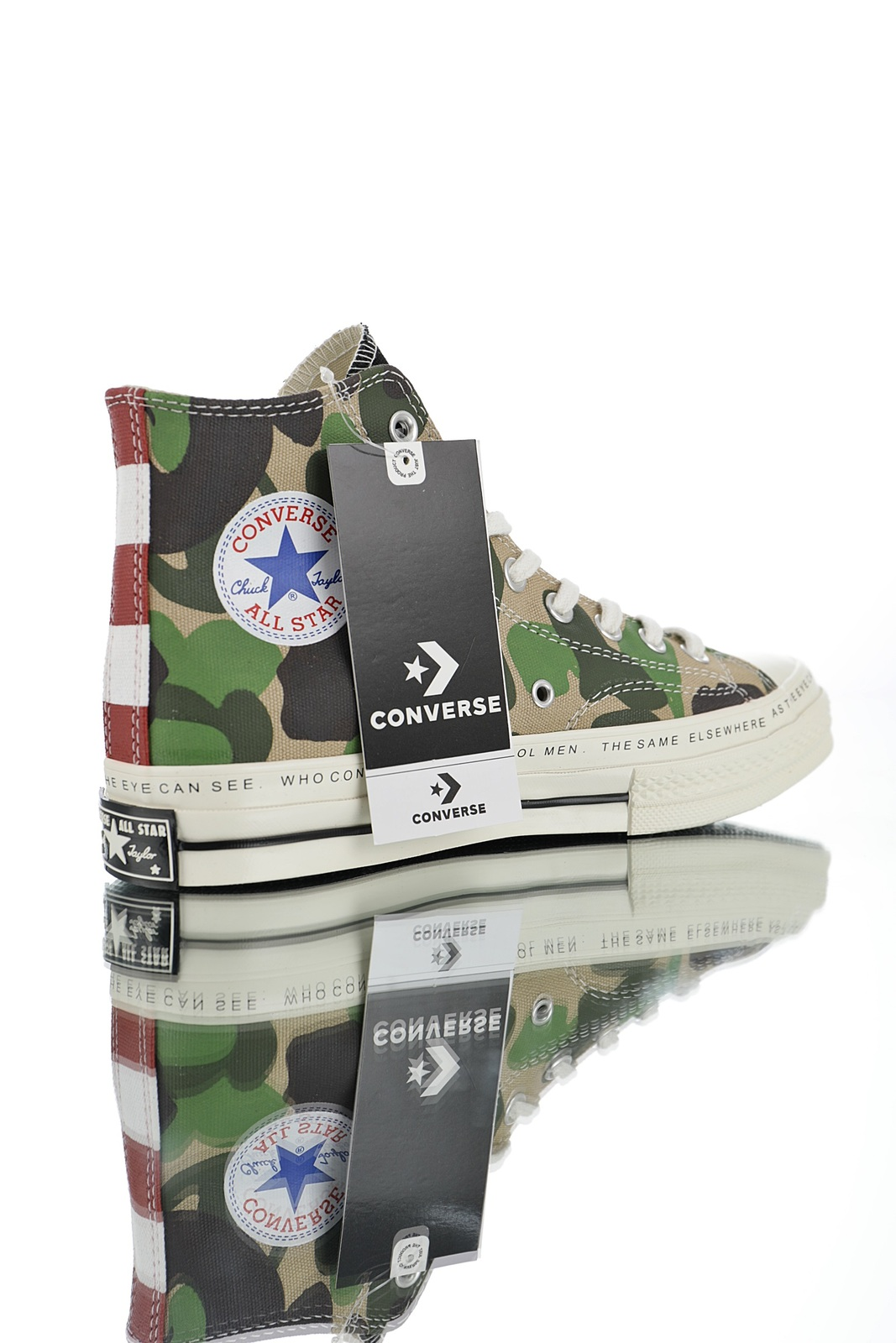 Converse Chuck Taylor All-Star 70s Hi Brain Dead Authentic