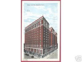 SYRACUSE NEW YORK NY Hotel Syracuse 1932 - $5.00