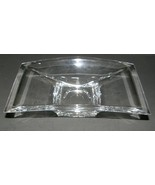 "The Nambe 9"" Planar  Bowl – Art Glass - Crystal  - $60.00"